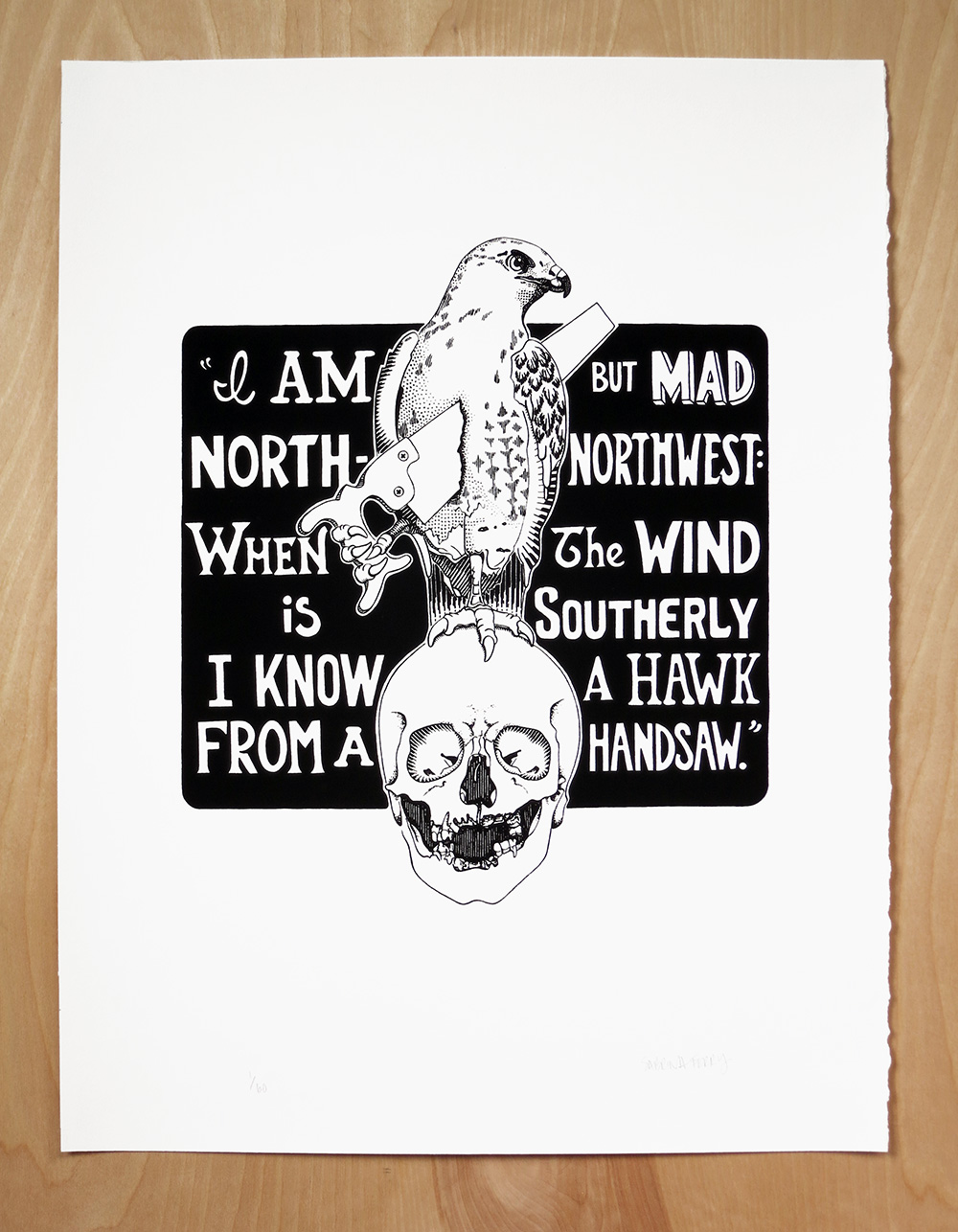 sabrina_ferry_hawk_and_handsaw_screenprint